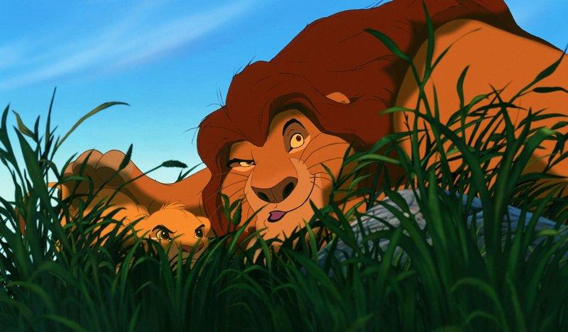 Der König der Löwen – Bild: Disney Lizenzbild frei