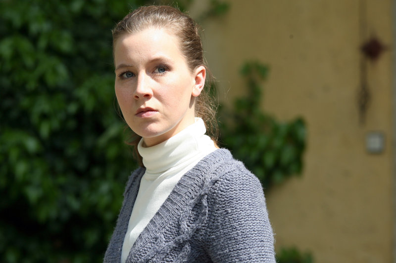 Franziska Hackl (Helene Deutsch). – Bild: ORF III