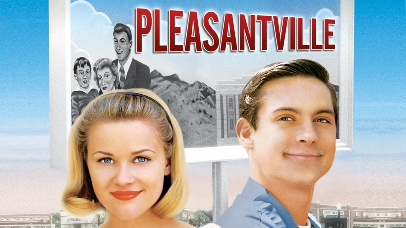 Pleasantville – Artwork – Bild: Warner Bros. Entertainment Inc. Lizenzbild frei