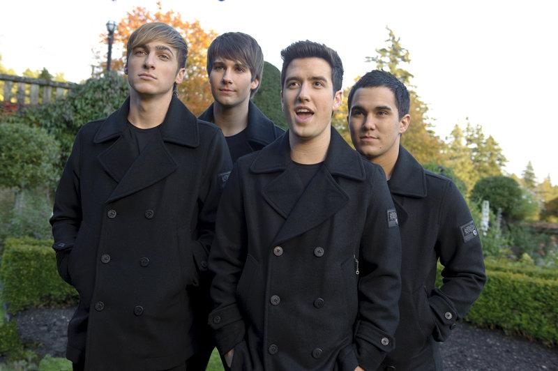 Kendall, James, Logan, Carlos – Bild: Nickoelodeon/Comedy Central