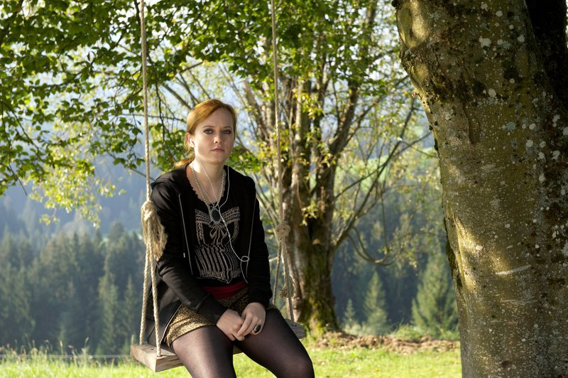 Franziska Singer (Patrizia Patek). – Bild: ORF III