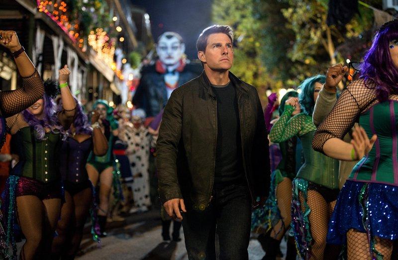 Jack Reacher (Tom Cruise) – Bild: ORF