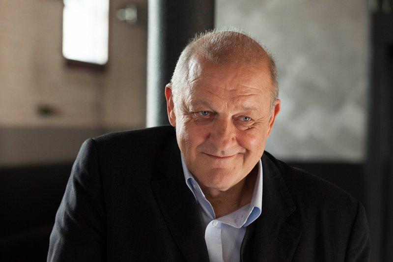 Georg Wilsberg (Leonard Lansink). – Bild: ZDF und Thomas Kost
