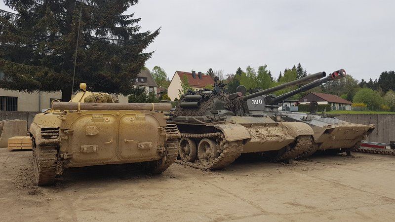 Roter Stahl Der Panzer Clan