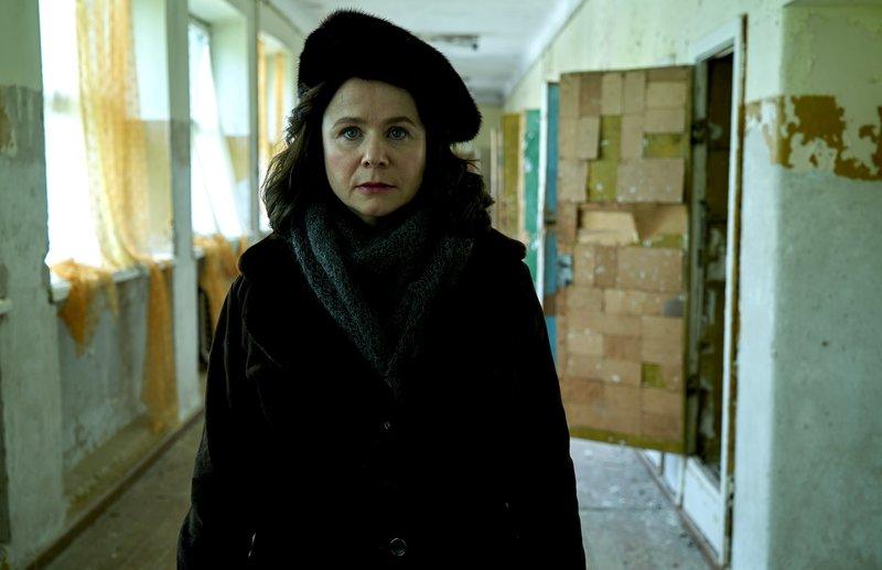 Ulana Khomyuk (Emily Watson) – Bild: Liam Daniel / Die Verwendung ist nur bei redak / HBO / © Sky UK Ltd/HBO