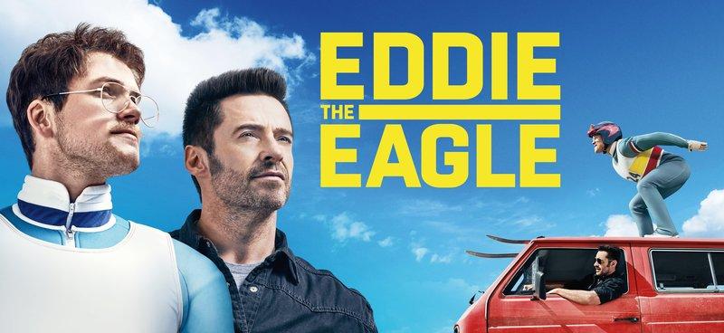 Eddie the Eagle - Alles ist möglich - Artwork – Bild: 2016 Twentieth Century Fox Film Corporation. All rights reserved. Lizenzbild frei