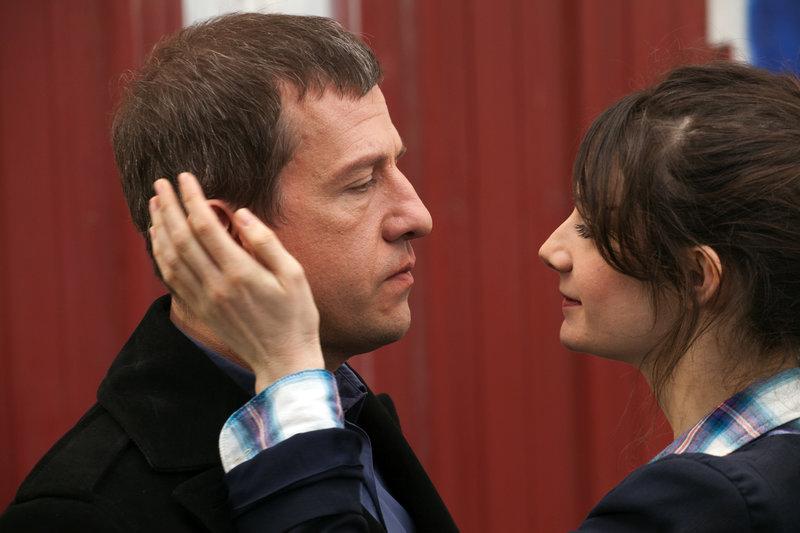 Paul (Marcial Di Fonzo Bo) und seine Freundin Claire (Judith Chemla) – Bild: ARTE France / © Les films du Worso