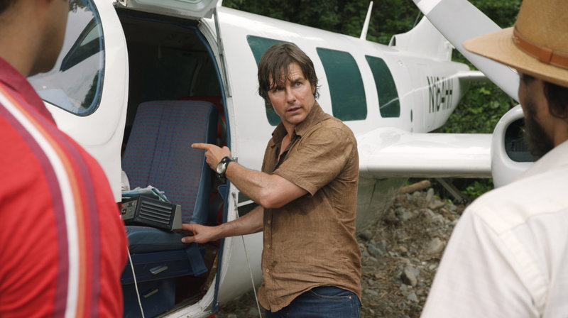 Barry Seal (Tom Cruise) – Bild: Puls 4