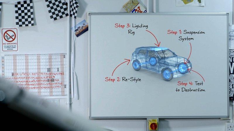 Range Rover Evoque (Staffel 1, Folge 3) – Bild: National Geographic Channels Lizenzbild frei