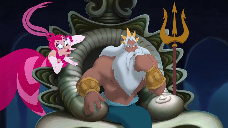Arielle, die Meerjungfrau: Wie alles begann – Bild: TV Puls
