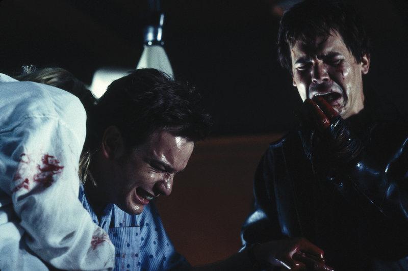 Freeze - Albtraum Nachtwache – Bild: Turner / © 1997 Miramax Film Corp.
