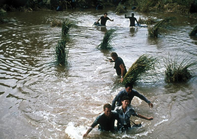 Crocodile II – Bild: BDP
