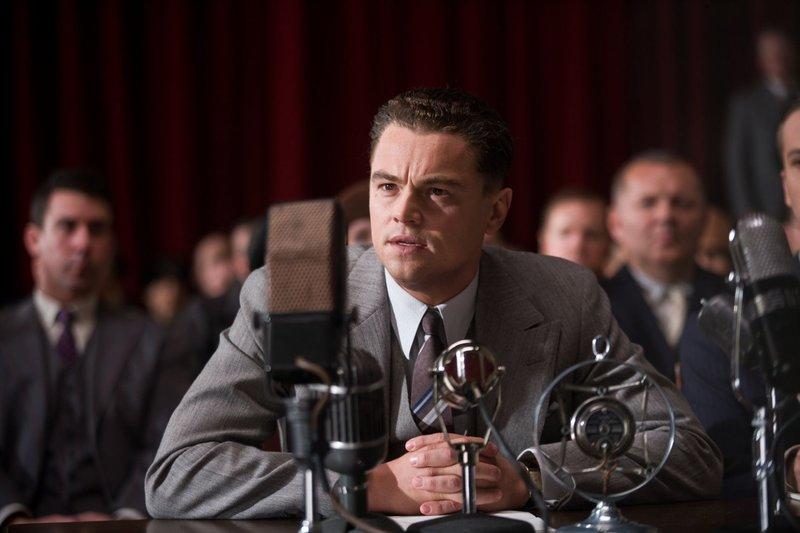 J. Edgar_HP Leonardo DiCaprio – Bild: ATV