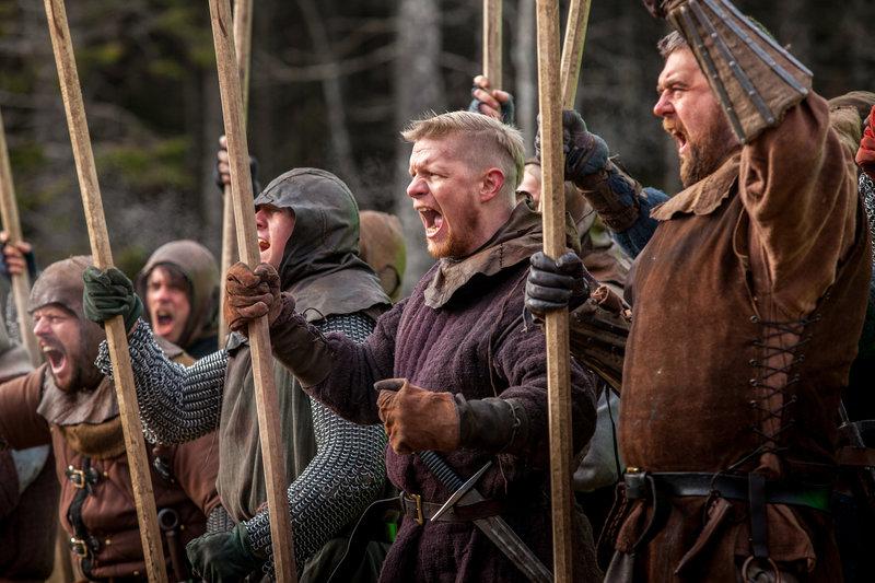 Battle of Kings - Die Schicksalsschlacht von Bannockburn – Bild: kabel eins Doku