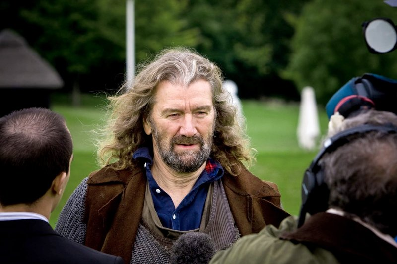 Clive Russell – Bild: RTS 1