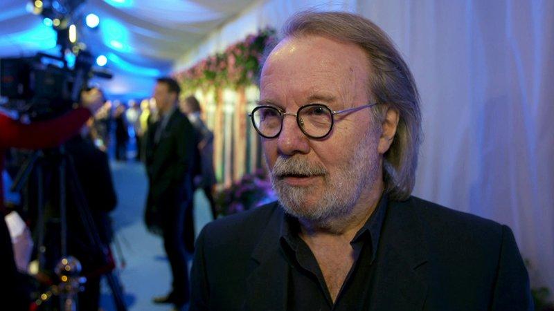 Welches Erfolgsrezept steckt hinter der Marke ABBA? Benny Andersson erzählt. – Bild: VOX / Vitamedia Film und F