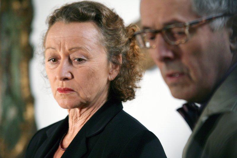 Elisabeth Rath (Elisabeth Janisch), Peter Rühring (Norbert Janisch). – Bild: ORF 1