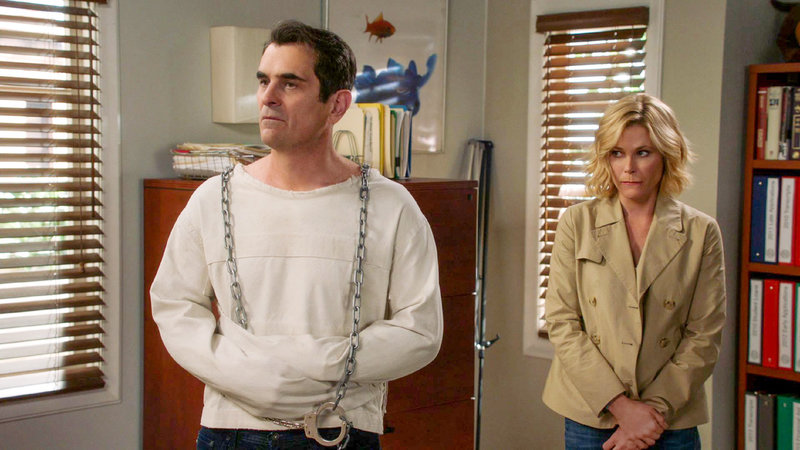 Phil (Ty Burrell), Claire (Julie Bowen) – Bild: MG RTL D / © 2016-2017 American Broadcasting Companies. All rights reserved