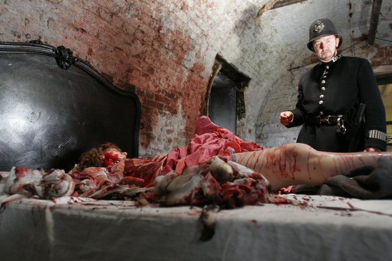 Jack the Ripper (Staffel 1, Folge 2) – Bild: Copyright © The National Geographic Channel.