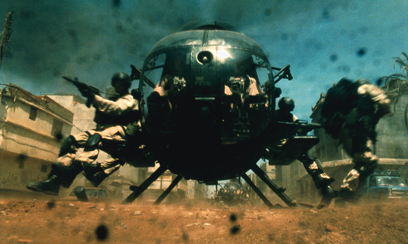 Black Hawk Down – Bild: 2015 Columbia Pictures. All Rights Reserved.