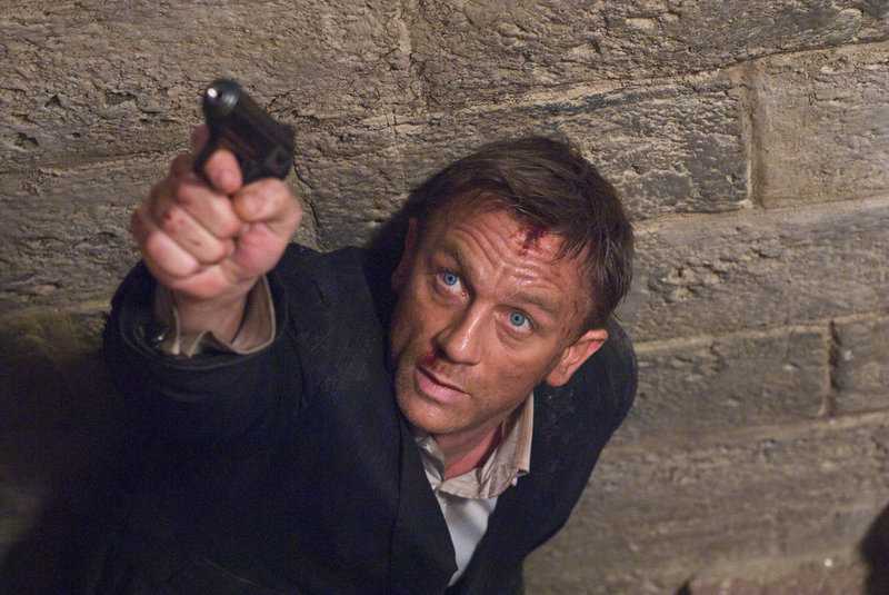Ein Quantum Trost (Folge 22) – Bild: Quantum of Solace © 2008 Danjaq, LLC, United Artists Corporation, Columbia Pictures Industries, Inc. All Rights Reserved.