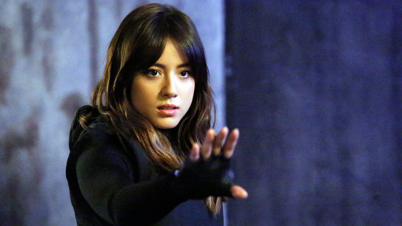 Agent Skye (Chloe Bennet) – Bild: RTL II