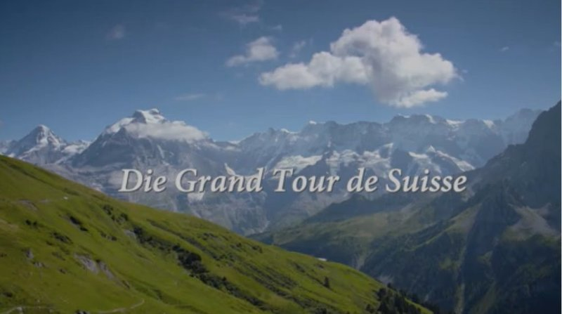 Die Grand Tour de Suisse - artwork – Bild: Planet TV
