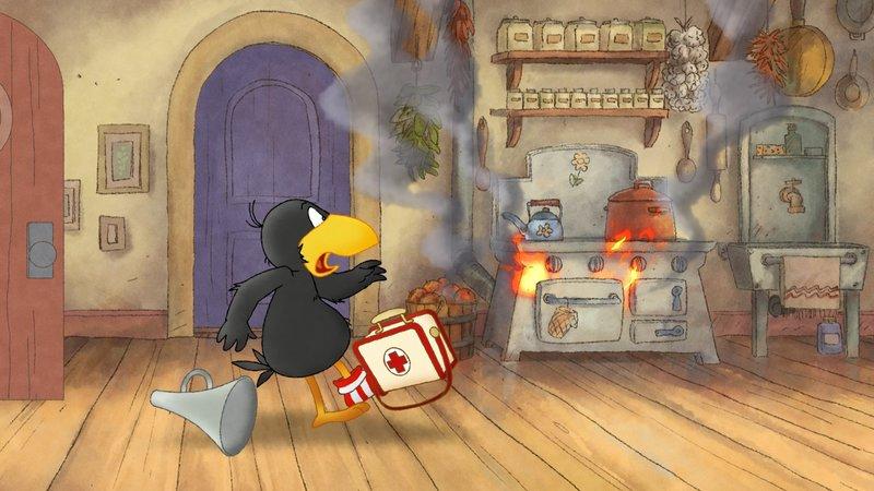 Oh Schreck, der Ofen brennt! – Bild: SWR/NDR/Akkord Film