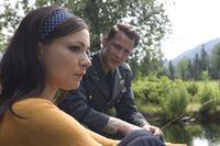 Julia und der Offizier – Bild: ZDF