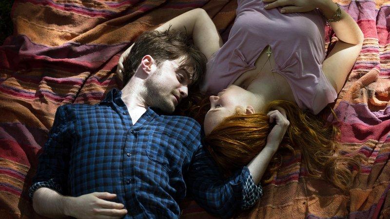 Waren ein glückliches Paar: Ig (Daniel Radcliffe) und Merrin (Juno Temple)Waren ein glĂĽckliches Paar: Ig (Daniel Radcliffe) und Merrin (Juno Temple) – Bild: RTL II