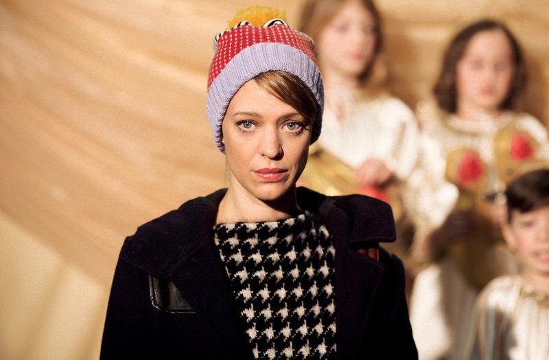 Heike Makatsch als Clara – Bild: ORF