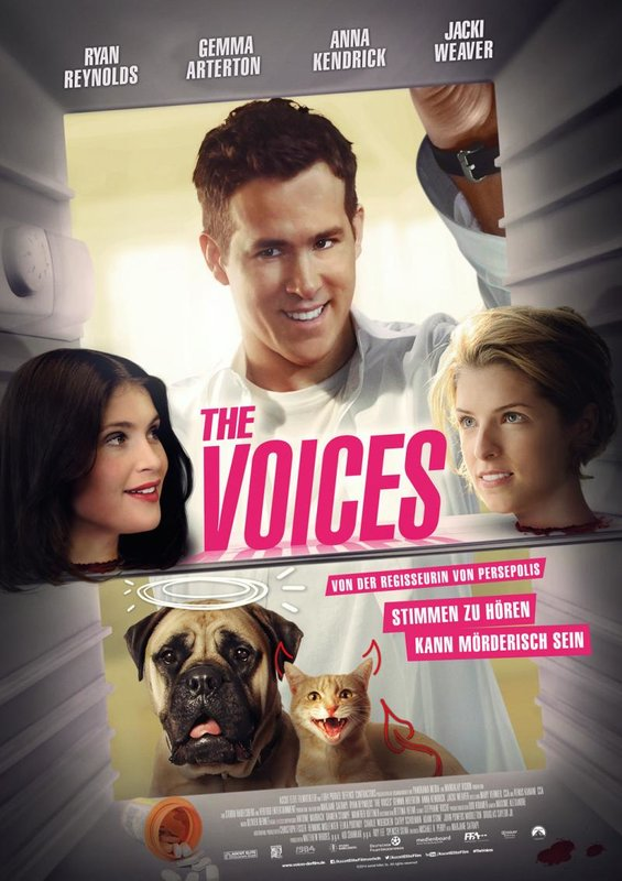 The Voices – Bild: Cinefacts / Cinefacts for KNS only