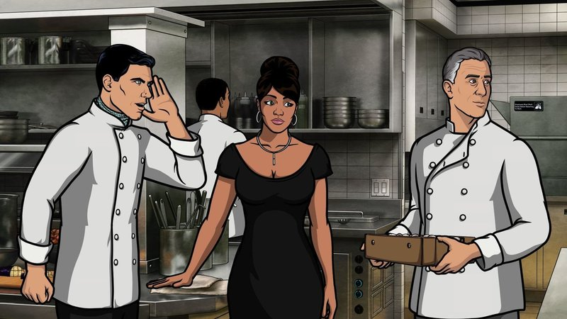 Live and Let Dine (Staffel 4, Folge 7) – Bild: 2013 FX Networks, LLC All rights reserved. Lizenzbild frei