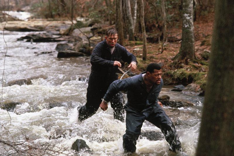 Stephen Baldwin, Laurence Fishburne – Bild: METRO GOLDWYN MAYER