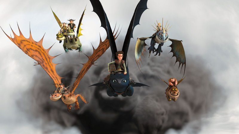 Dragons Dragons Legenden How To Train Your Dragon Legends