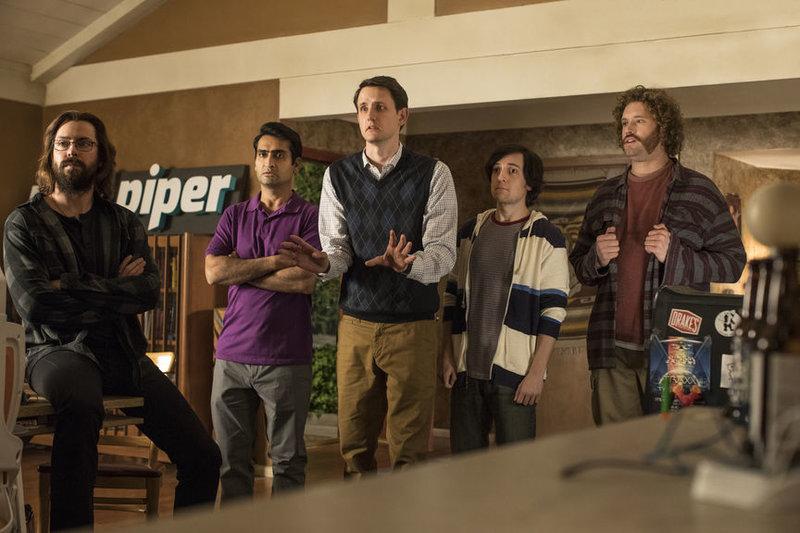 Silicon Valley Us Staffel 4 Episodenguide Fernsehseriende