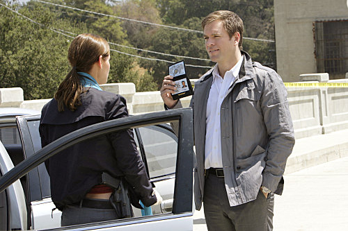 Michael Weatherly – Bild: 2009 CBS BROADCASTING INC. ALL RIGHTS RESERVED.