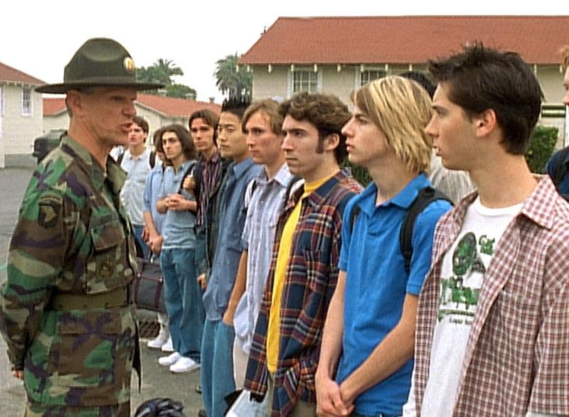 Justin Berfield (Reese, re.). – Bild: ORF eins