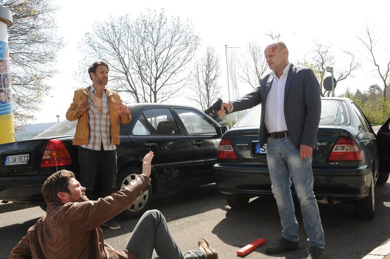 Durchgeknallt (Staffel 9, Folge 10) – Bild: ZDF und MARKUS-FENCHEL studiofenchel@web