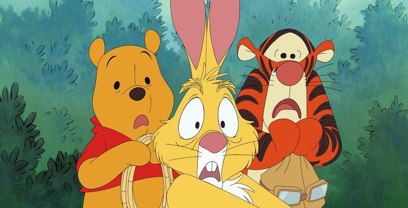 Heffalump - Ein neuer Freund für Winnie Puuh – Bild: Disney Channel