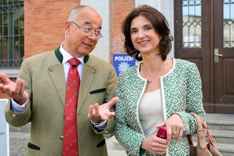Rosenheim Cops Dr Eckstein