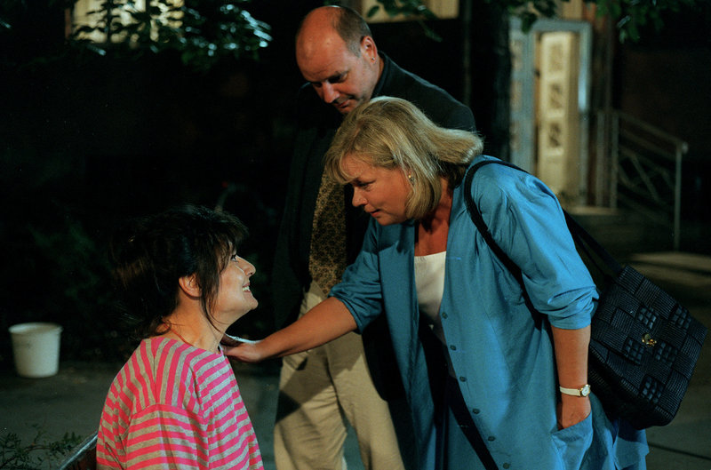 Brigitte Swoboda, Wolfgang Böck, Marianne Mendt. – Bild: ORF