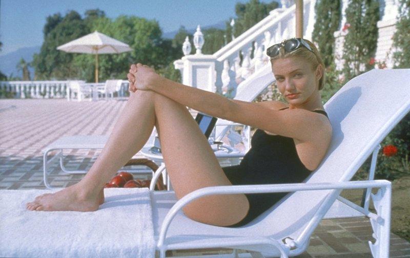 Reich und verwöhnt: Celine (Cameron Diaz) ... – Bild: PolyGram Filmed Entertainment Lizenzbild frei