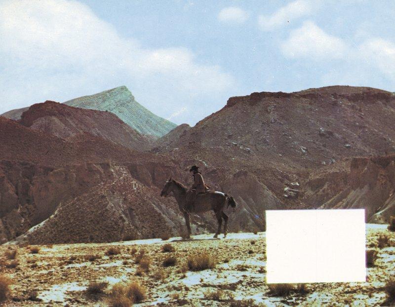 Eine karge Wüste und sengende Hitze verfolgen Django auf seinem beschwerlichen Weg Rache am Mörder seines Bruders zu nehmen ... – Bild: Sony Pictures Television International. All Rights Reserved. Lizenzbild frei