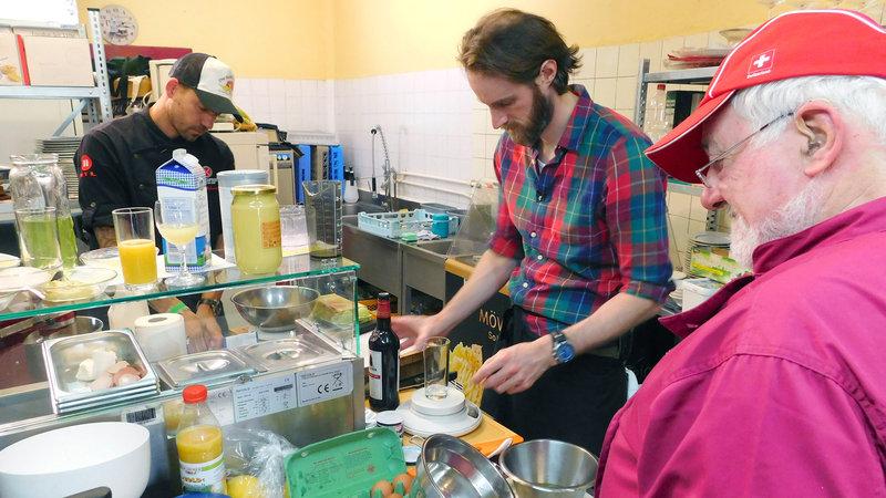 Das Große Kochprofis Battle