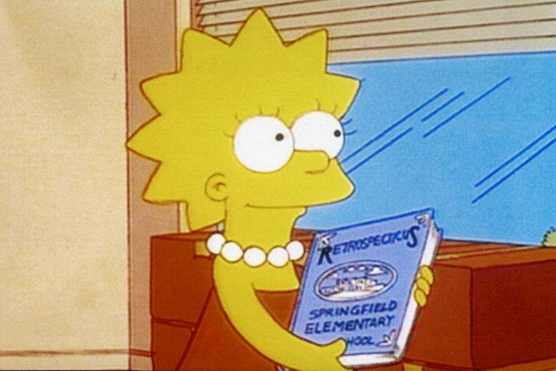 Lisa hat die Aufgabe, das Klassenjahrbuch herauszugeben. – Bild: PR7; ProSieben Media AG
