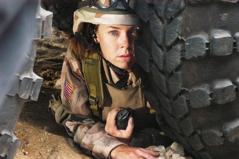 Heather Donohue (Foto) als 'Keats' – Bild: RTL II