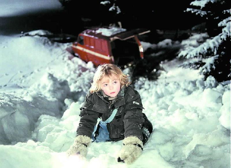 Der Weihnachtswolf – Bild: ORF (FS1/FS2)