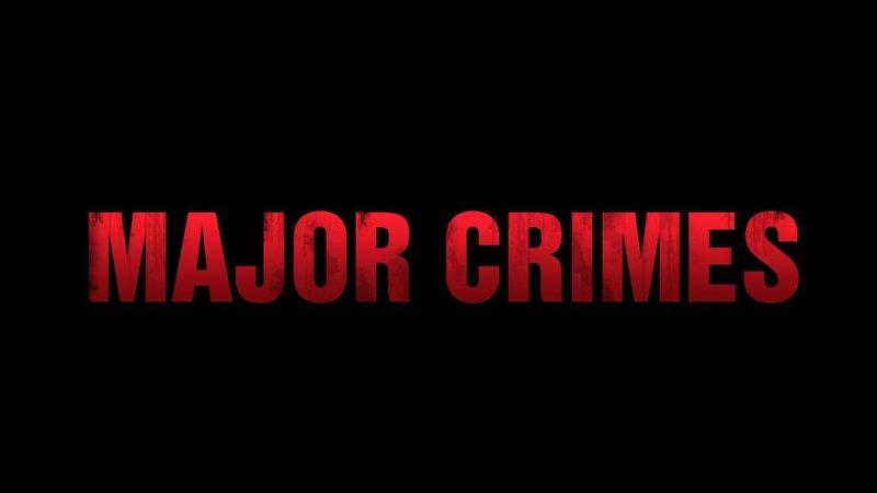 Major Crimes logo RGBA – Bild: ATV