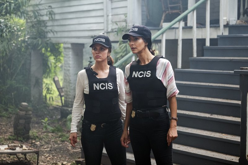 """""""Judgement Call"""" -- Coverage of the CBS series NCIS scheduled to air on the CBS Television Network. Photo: Sam Lothridge/CBS ©2019 CBS Broadcasting, Inc. All Rights Reserved – Bild: 2019 CBS Broadcasting Inc. All Rights Reserved. / Sam Lothridge Lizenzbild frei"""